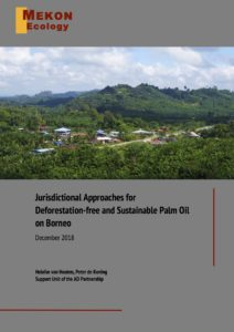 Front cover. Borneo Study